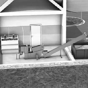 Odvodňovanie kalov AS-DEHYDRATOR